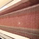 Off loom...17x42